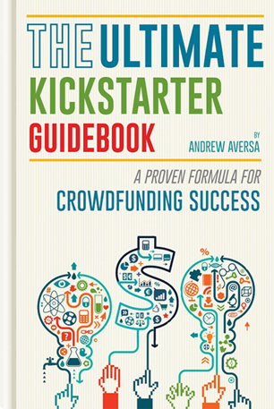 The Ultimate Kickstarter Guidebook Cover